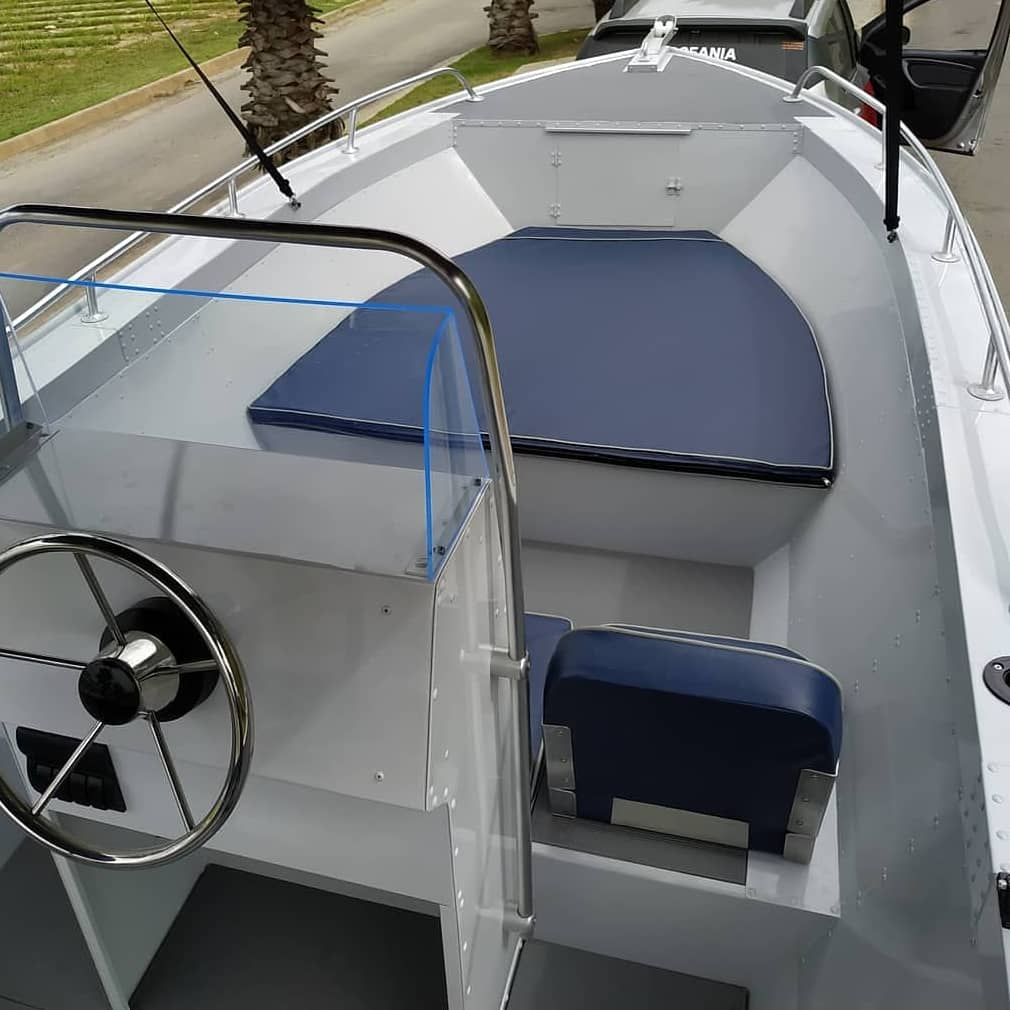 Venda de Barcos Novos